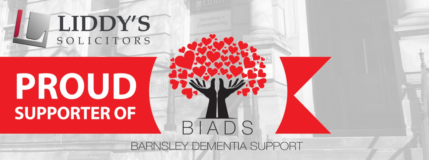 Liddy's Solicitors - Proud Sponsor of BIADS