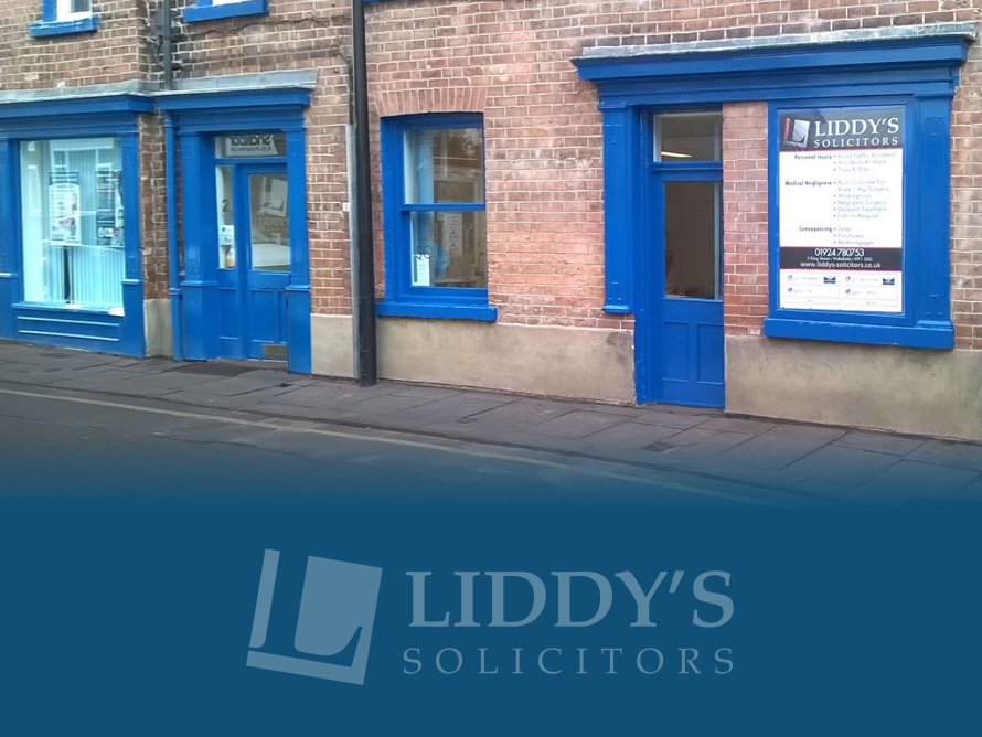 Liddy's Solicitors Wakefield Offices